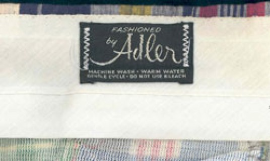 ADLER PANTS CO.